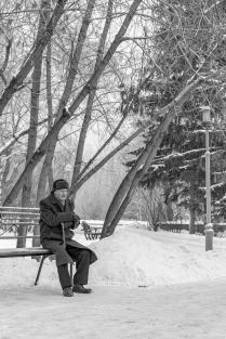 Зимнее одиночество