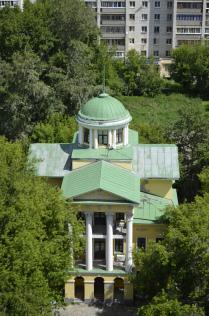 Загородная дача архитектора Малахова Михаила Павловича