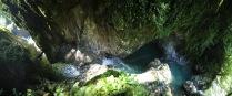 Каньон реки Ац.