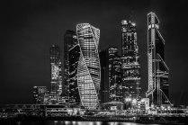 Деловой центр Москва Сити