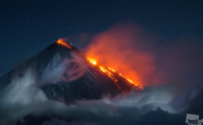 Огонь из недр Земли
