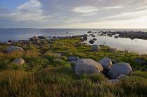 Вечерняя тишина на Белом море