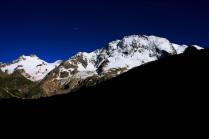 В объятьях гор