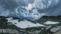 Двигаясь на перевал Иолдо
