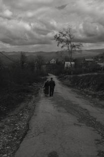 В горной деревеньке
