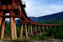 БАМ. Чёртов мост