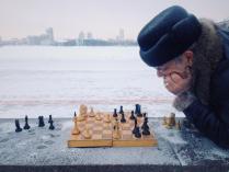 Игрок в шахматы