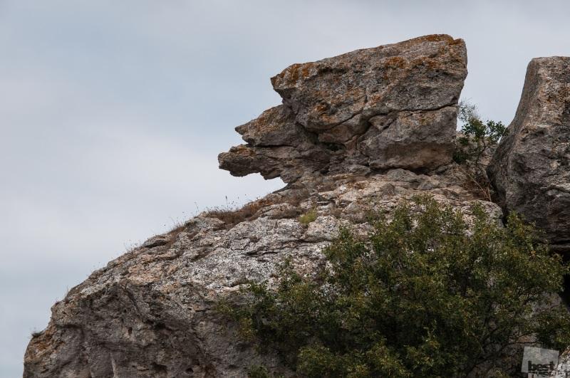 Каменный богатырь