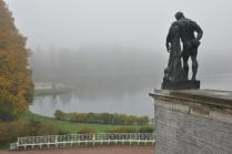 Екатерининский парк Царского села.