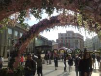 Весна в Моске