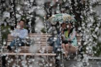 Дожди и фонтаны
