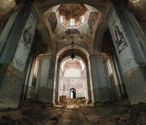 Храм в Голубинской