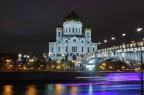Москва - моё вдохновение