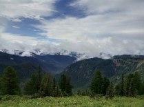 Альпийские луга у Байкала