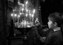 Мальчик со свечой