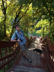 Прогулка в Коломенском