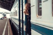 Снова поезд