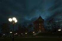 Призрак замка моррисвилль.