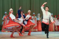 Северный русский народный танец