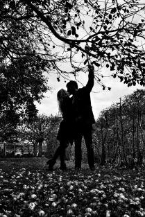 Влюбленные. Осень
