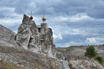 Собор Спаса Нерукотворного образа в Костомарово.