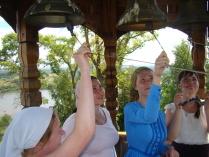 На колокольне в Никульчино