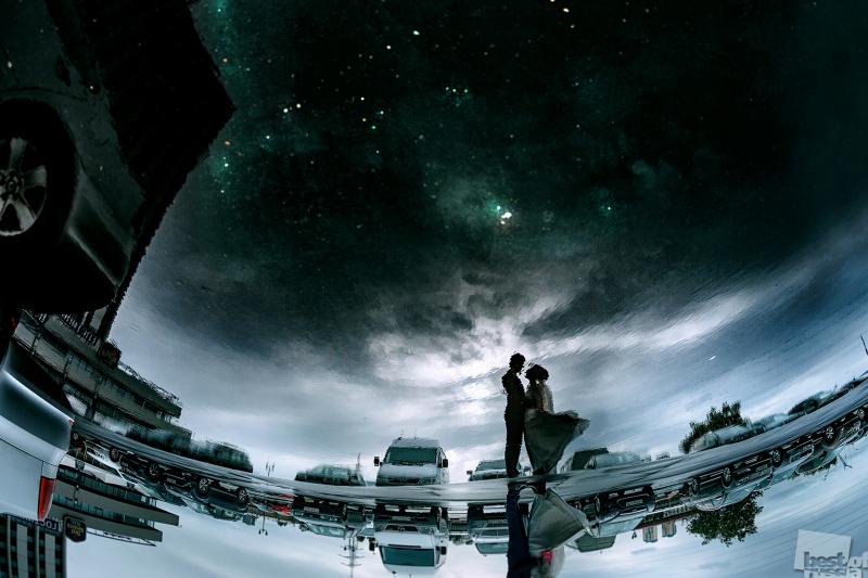 И в луже отражается вселенная