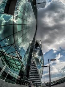 Облако в стекле