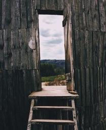 Дверь в лучшее место на земле.