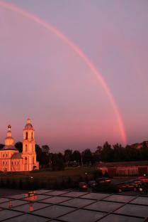 Золотые купола Углича