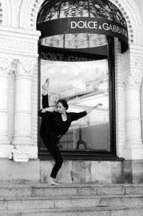 Танец в моде