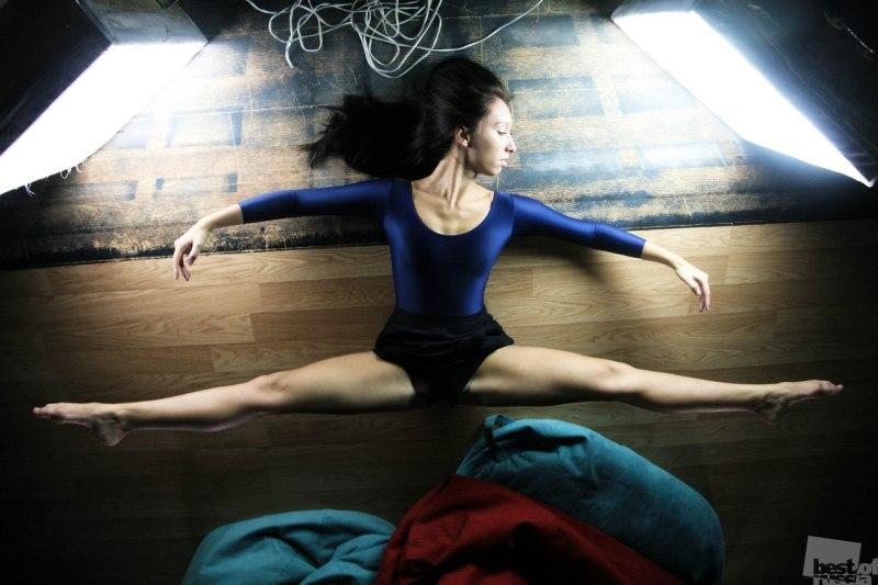 Раскрепощение в танцевальной студии