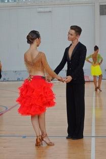 эмоции танца