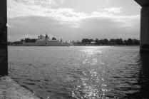 Там , Ипатьевская слобода и монастырь