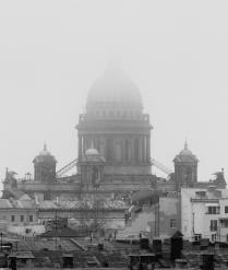 Исакиевский собор. Проявление.