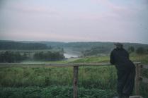 Туман, Угра, семь утра