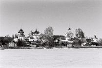 Ростовский кремль. Вид со замершего озера Неро