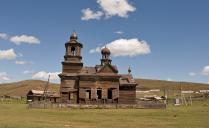 Старинная церковь в с. Курунзулай
