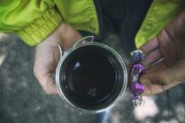 Чай волонтера