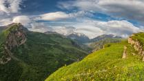 Просторы Кавказа