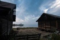 Стоянка в порт Байкале