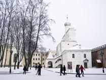 Черно-белый Новгород