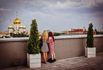 Городские девчонки