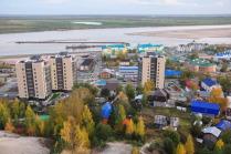 Вид на Ханты-Мансийск