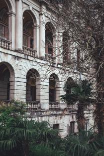 Спрятанный дворец