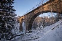 Мост через реку Ярынья