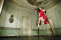 Мария Абашова. Балерина