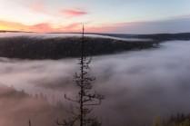 Над туманом