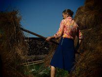 Русские женщины в русских селениях.Будни