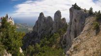 Гора Ай-Петри.